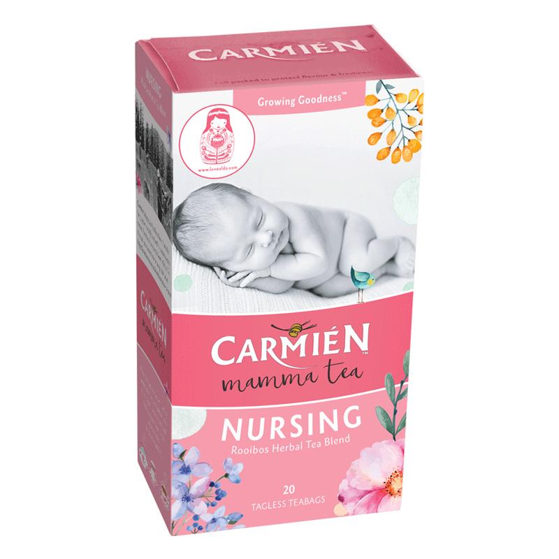 Mamma Tea Nursing 1x50g Carmien Tea
