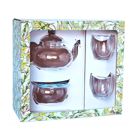 Gift set with Teapot