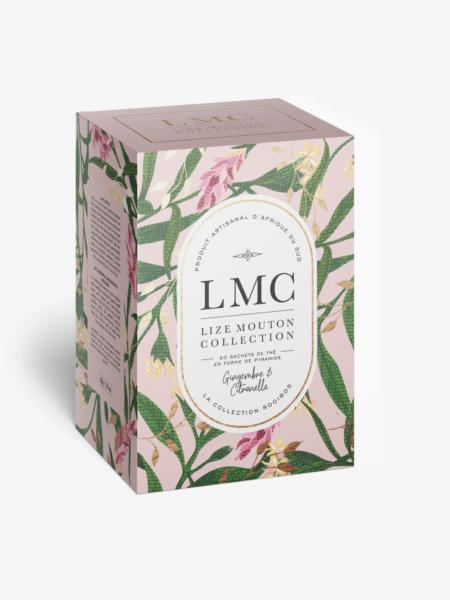 lmc ginger and lemongrass