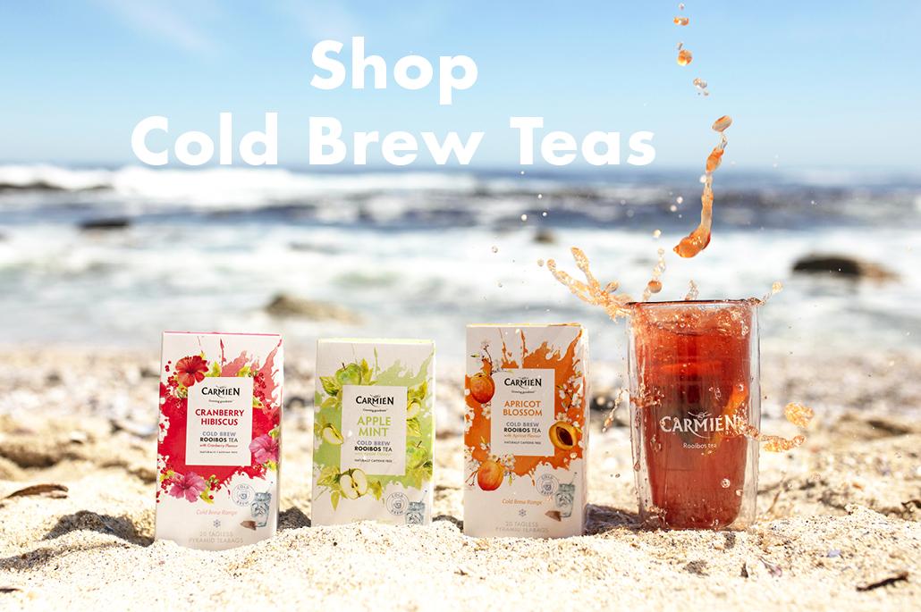 Cold Brew Teas