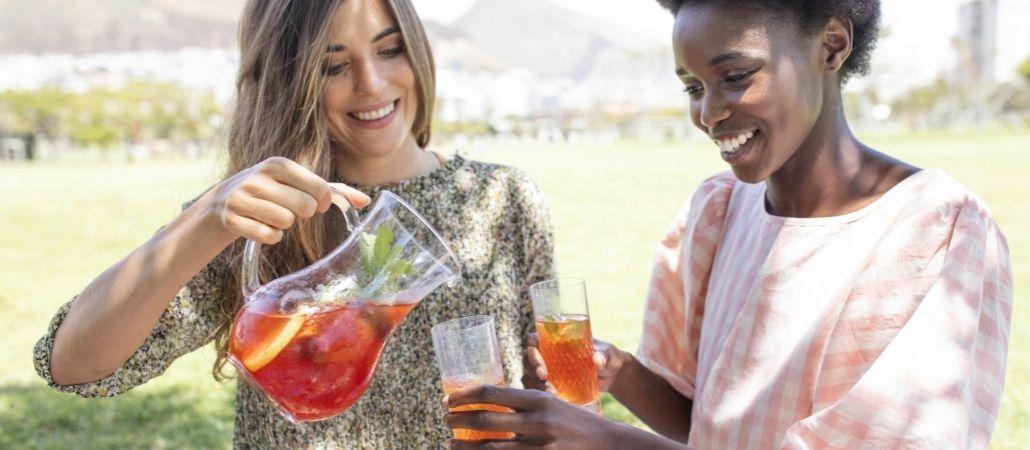 rooibos tea and happiness - carmien tea blog post